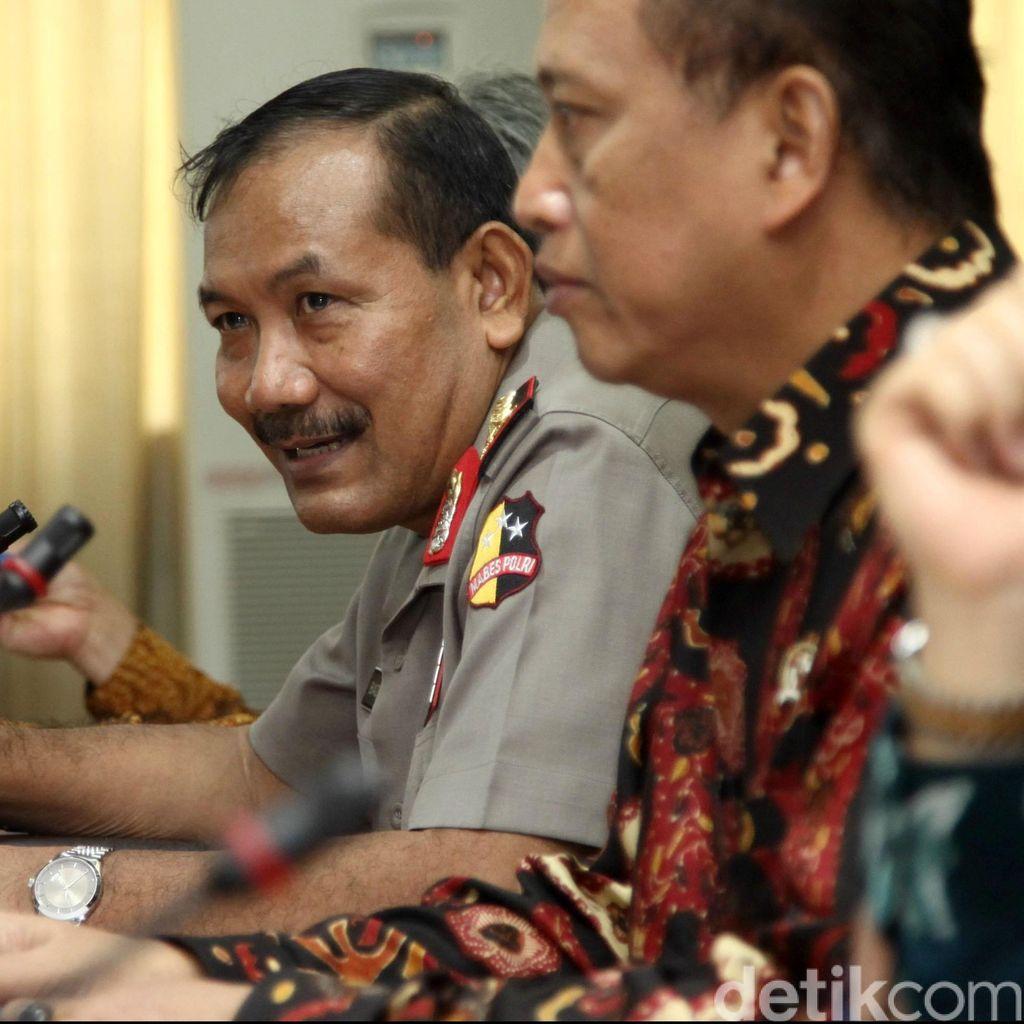 Din Sebut Badrodin Jenderal Intelektual Dalam Silaturahmi Muhammadiyah