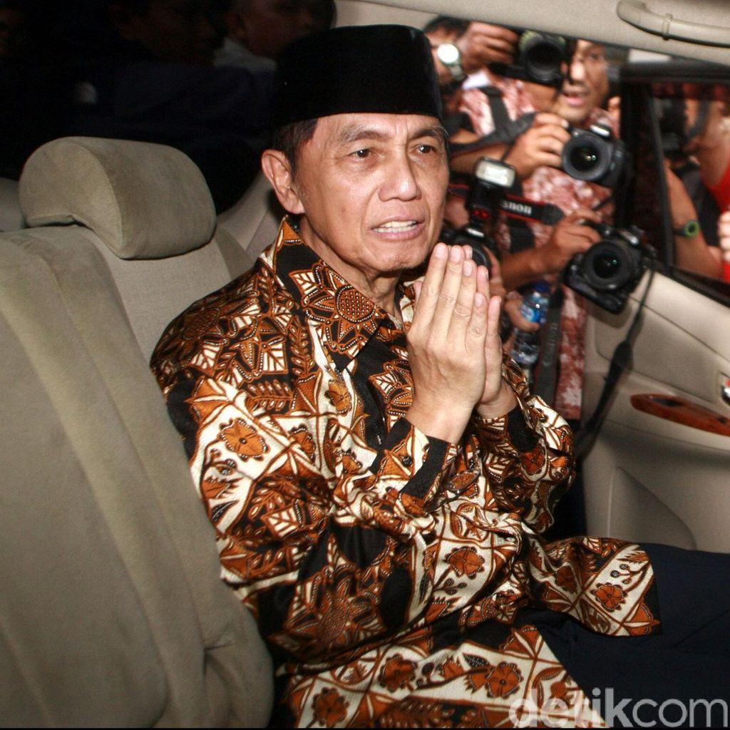 MA Tak Terima PK Hadi Poernomo, KPK Segera Tentukan Sikap