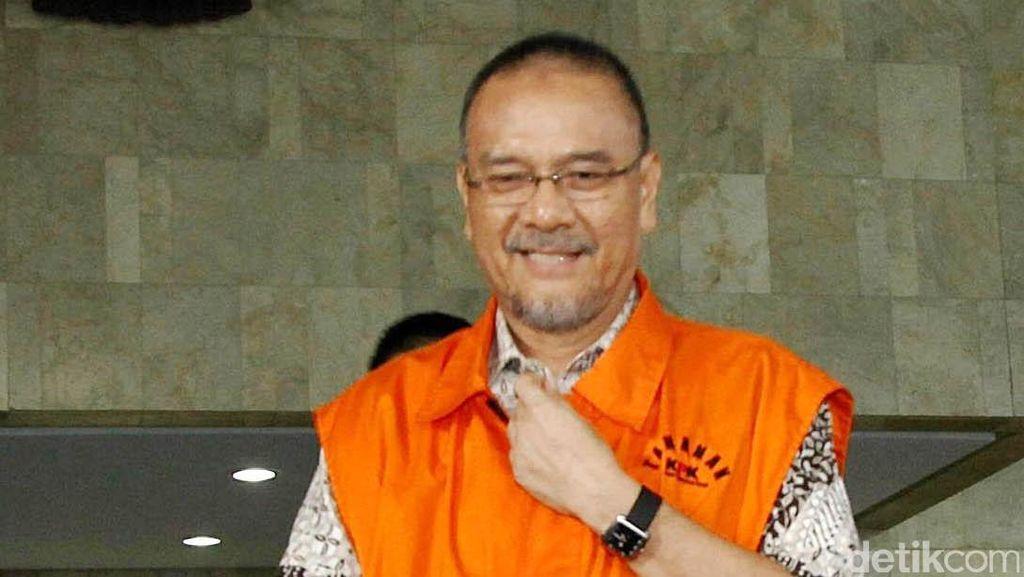 Penyidikan Selesai, Rizal Abdullah Siap Ungkap Korupsi Wisma Atlet