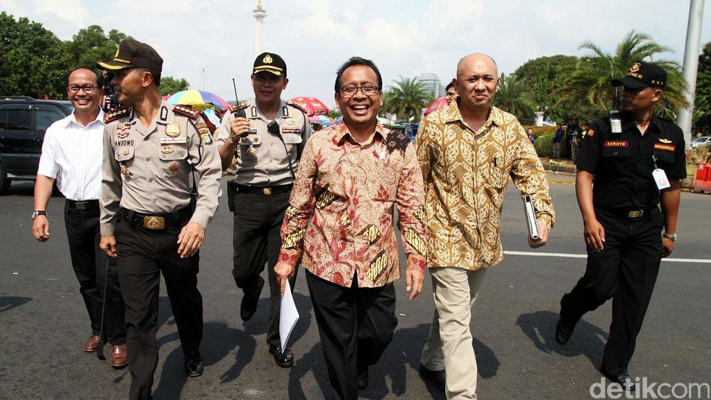 Mensesneg: Presiden Sangat Concern, Berharap DPR Segera Putuskan Pilih Pimpinan KPK