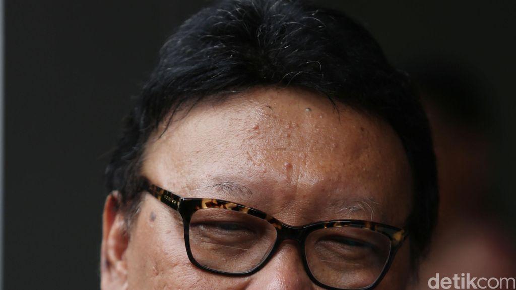 Soal Menteri Hina Presiden, Tjahjo: Yang Sebut Nama Menteri Rini Siapa?