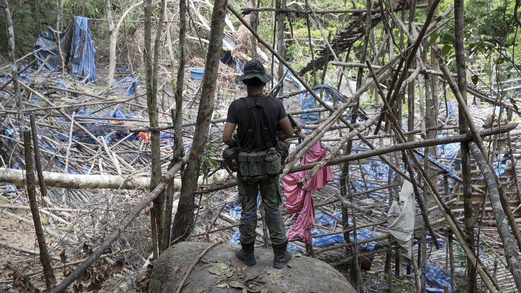 Thailand Adili 72 Tersangka Penyelundup Manusia, Termasuk Jenderal
