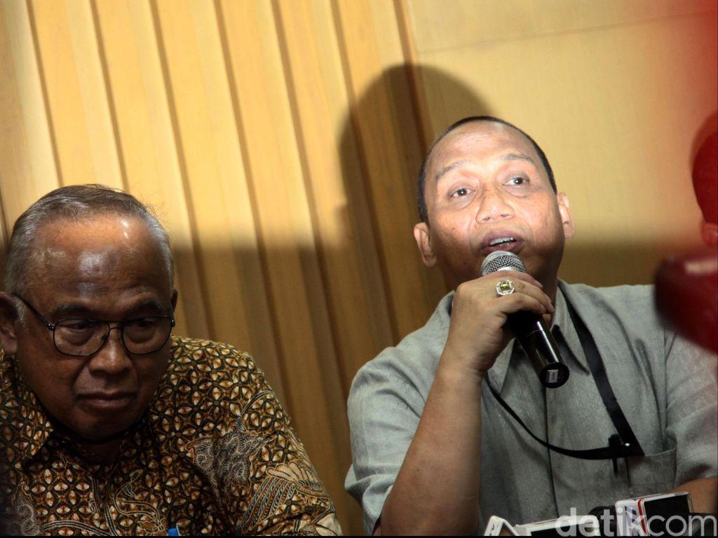 Sebelum Jemput Paksa Bupati Morotai, KPK Kirim Surat Panggilan Sekali Lagi