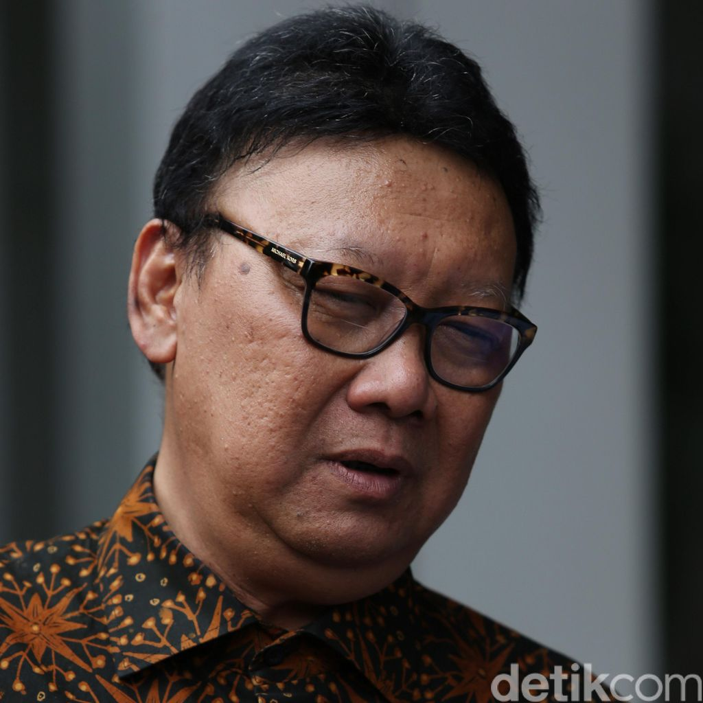Gubernur Gatot Jadi Tersangka Penyuap Hakim, Mendagri Tjahjo Prihatin