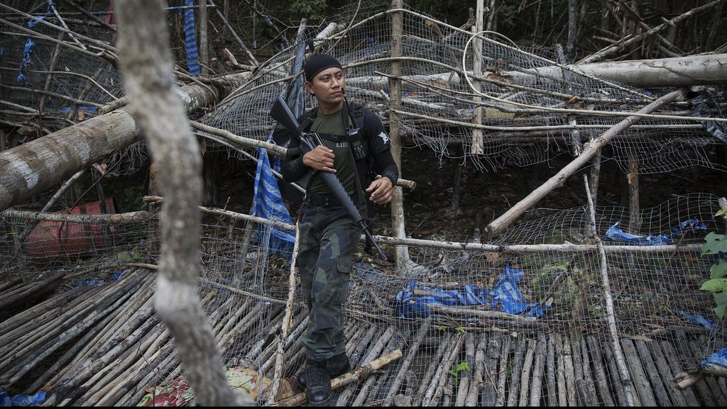 Thailand Buru 3 Pejabat Militer Terkait Sindikat Penyelundup Manusia