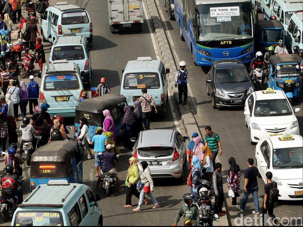 Pengeroyok 2 Anggota TNI Adalah Sopir dan Timer di Terminal Kp Melayu