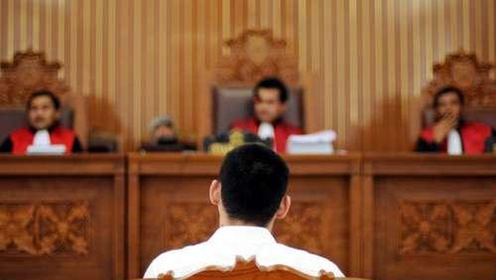 Bapak yang Dipidanakan Ortu Pacar Akhirnya Divonis 1 Bulan Penjara