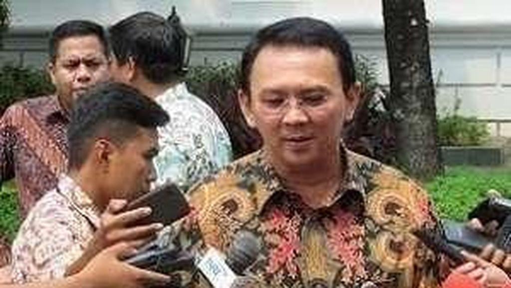 DKI Berpotensi Kehilangan Aset Rp 7,9 T, Ahok: Kontrak Lama Lemah