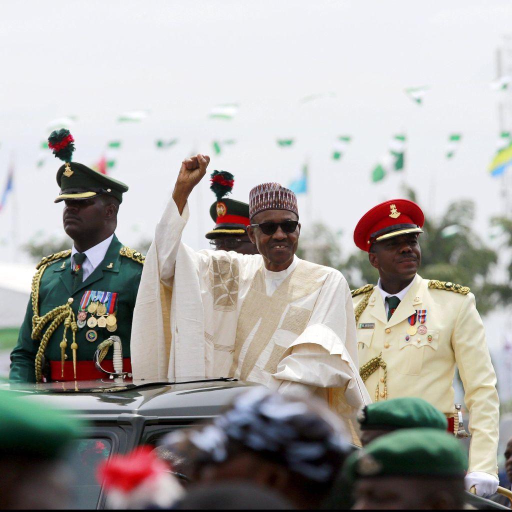 Namai Anjingnya dengan Nama Presiden, Pria Nigeria Diadili