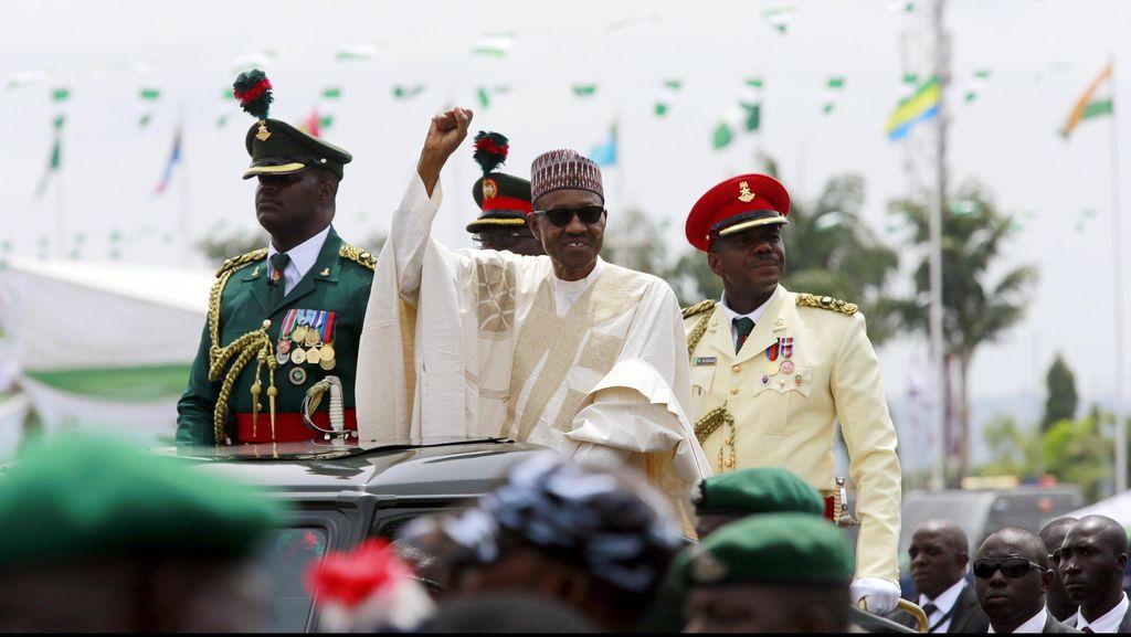 Presiden Nigeria Akui Pidatonya Menjiplak Kata-kata Obama