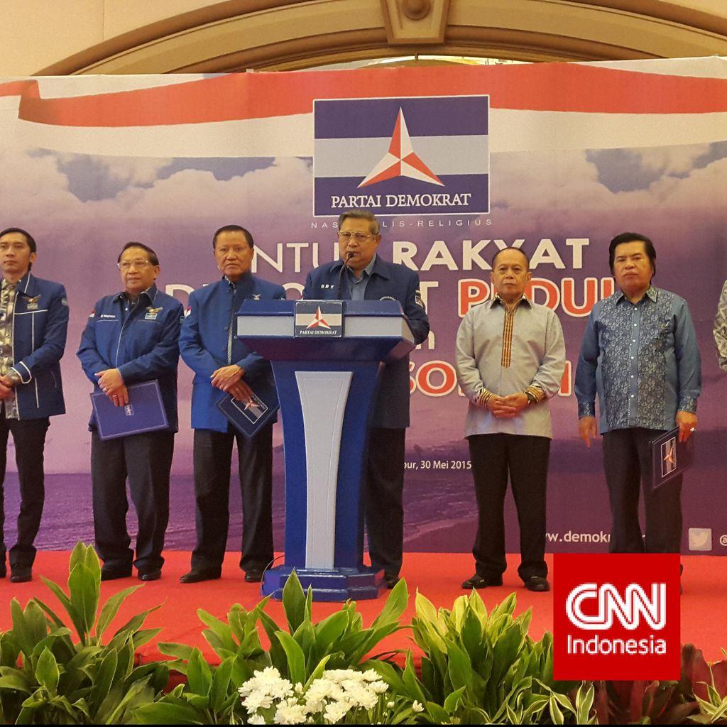 SBY Lantik Pengurus Baru PD Sabtu Besok