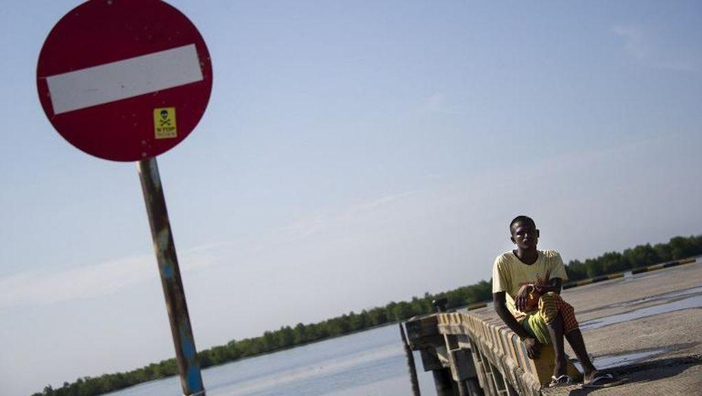 Myanmar Pulangkan 155 Imigran Gelap ke Bangladesh