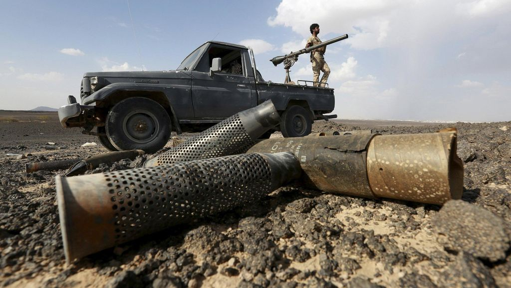 PBB Sebut Konflik Yaman Tewaskan 10 Ribu Orang Selama 18 Bulan Terakhir