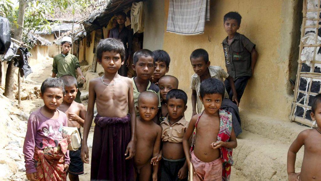 Jepang Berikan Dana Rp 46 Miliar Untuk Bantu Muslim Rohingya