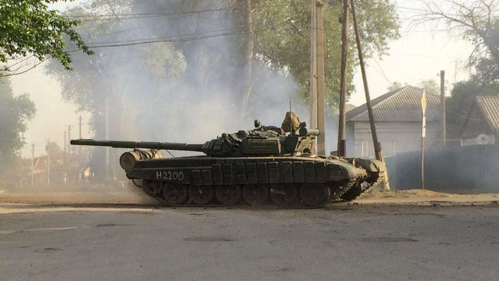 Ukraina Timur Kembali Memanas, 5 Tentara Tewas dalam Pertempuran