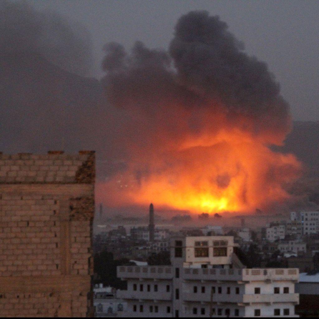 Serangan Saudi di Yaman Tewaskan 6 Orang Termasuk Wanita dan Bocah
