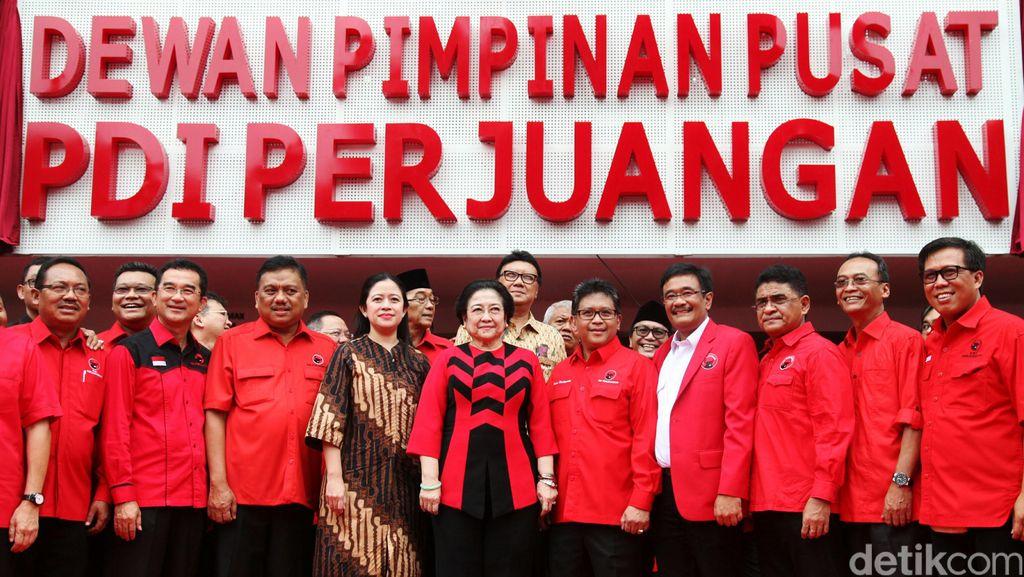 Ahok Merapat ke Mega, PDIP: Kami Prioritaskan Usung Kader ke Pilgub DKI