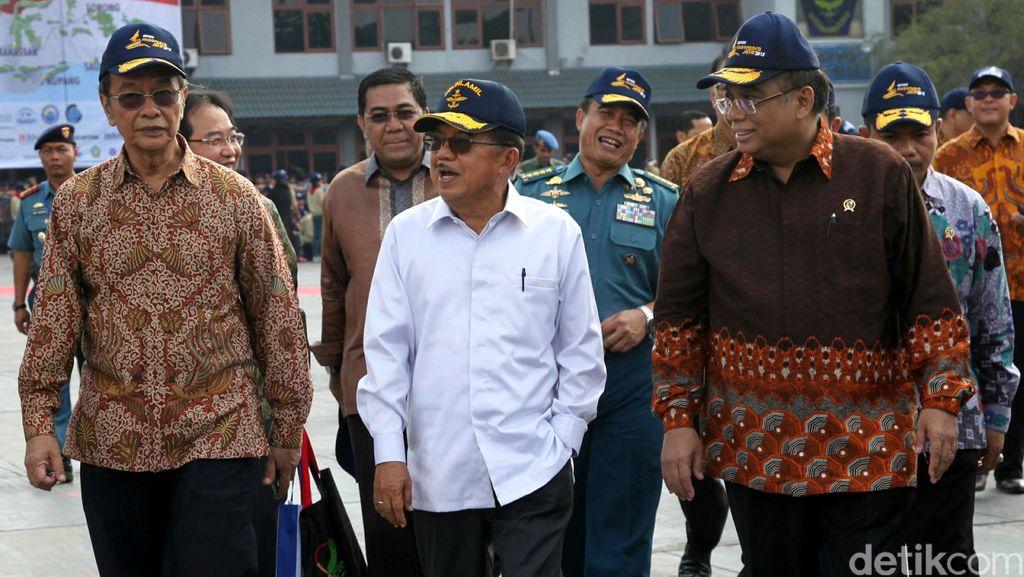 Jusuf Kalla Segera Kontak Malaysia, Konfirmasi Kapal Masuk ke Ambalat