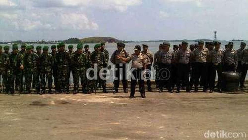 Bentrokan Aparat TNI/Polri, dari Senggolan sampai Jiwa Korsa
