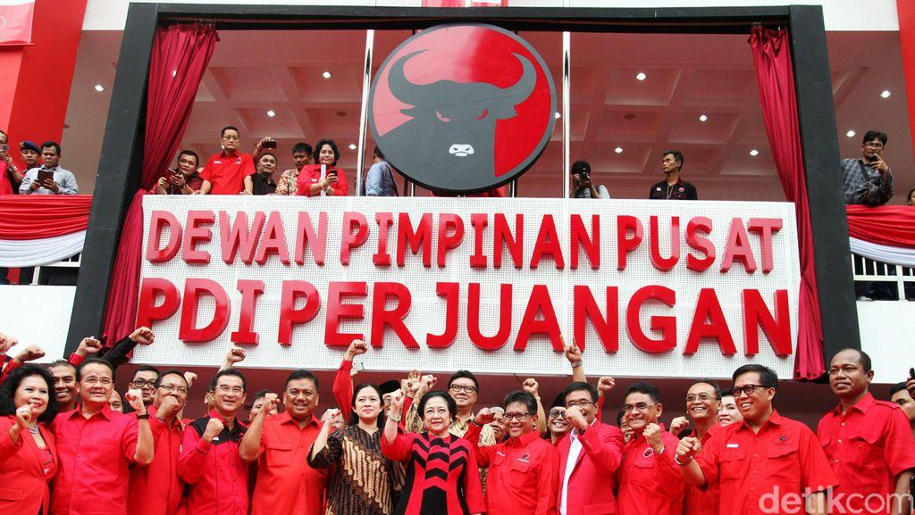 Rekening Gotong Royong PDIP Bisa Jadi Contoh Bagi Partai Lain