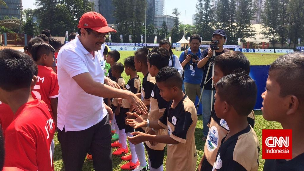 Peringati Nuzulul Quran, Wagub Djarot Gowes Keliling Jakarta