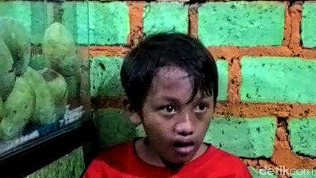 Tak Ada yang Jemput, Bocah yang Telantar di Sukabumi Kini Dirawat Polisi