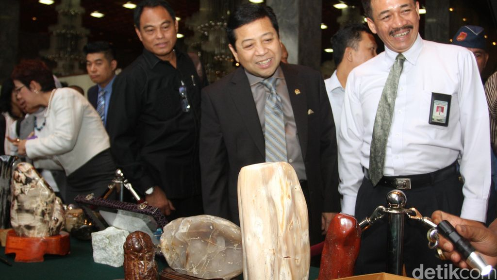 Banyak Tunggakan RUU, Novanto: DPR dan Pemerintah Perlu Lebih Konsentrasi