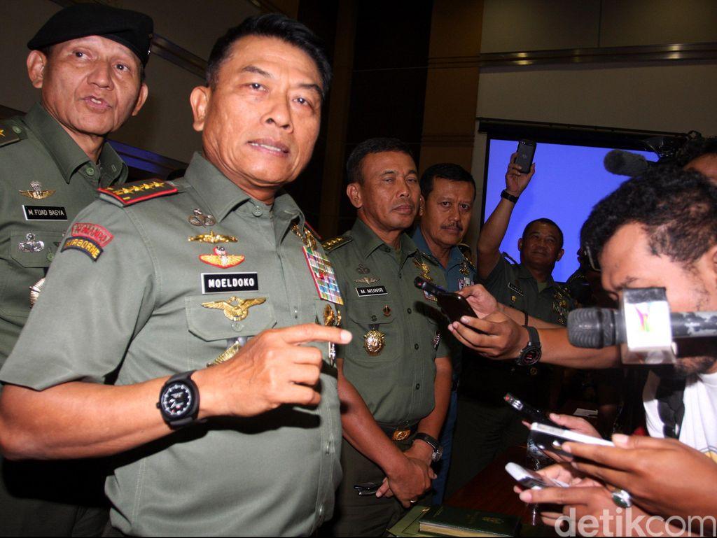 Bukber Bareng Jokowi, Panglima TNI Curhat Keinginan Prajurit