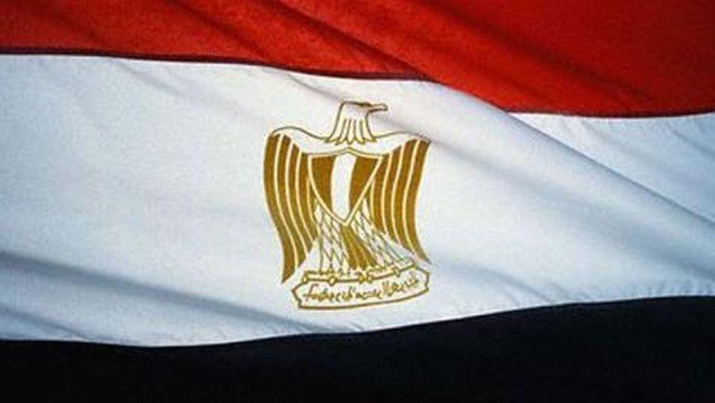 Lebih dari 1.000 Demonstran di Kairo Serukan Tumbangnya Rezim Mesir