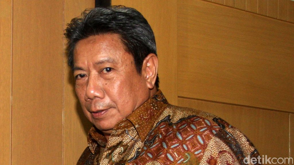 Hakim Agung Suhadi Tidak Tahu Hubungan La Nyalla dengan Ketua MA