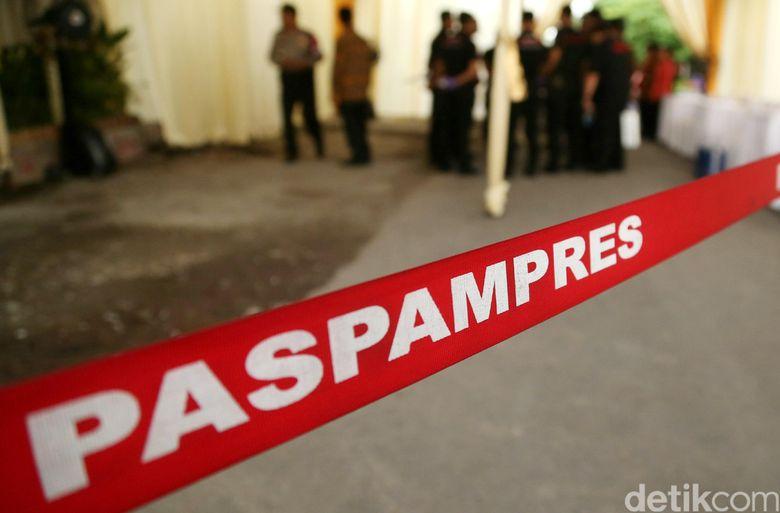 Pengamanan Kediaman Jokowi di Solo Ditingkatkan