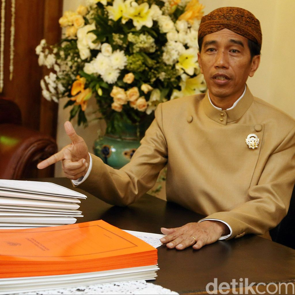 Sudah Tahu, Presiden Jokowi Cuek Soal Menteri yang Mengatai Dirinya