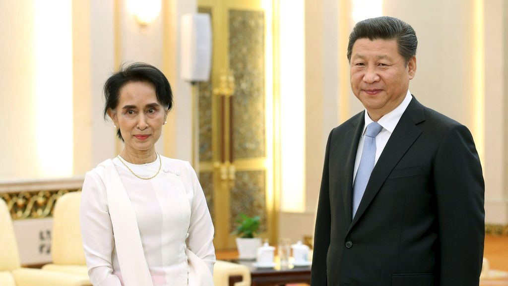 Temui Partai Komunis Tiongkok, Suu Kyi Bahas Populasi Dunia