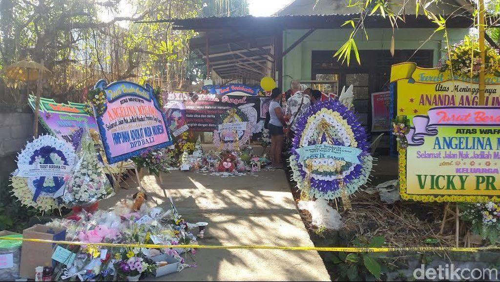 Polisi: Darah di Kamar Margriet Milik Tersangka