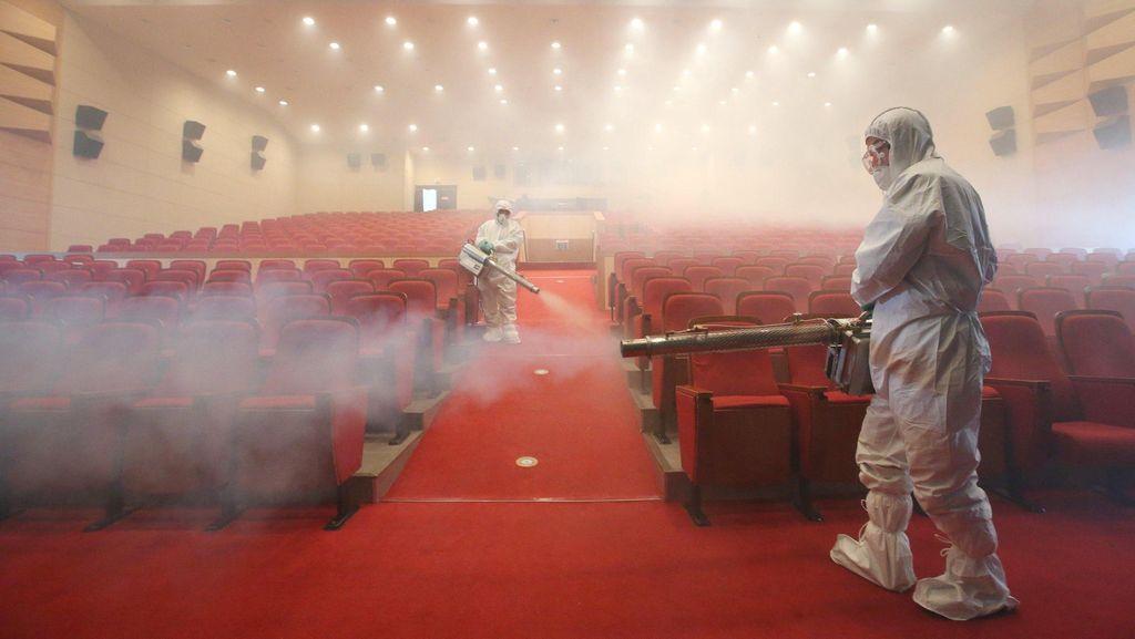 Korban Jiwa Akibat Virus MERS di Korsel Jadi 36 Orang