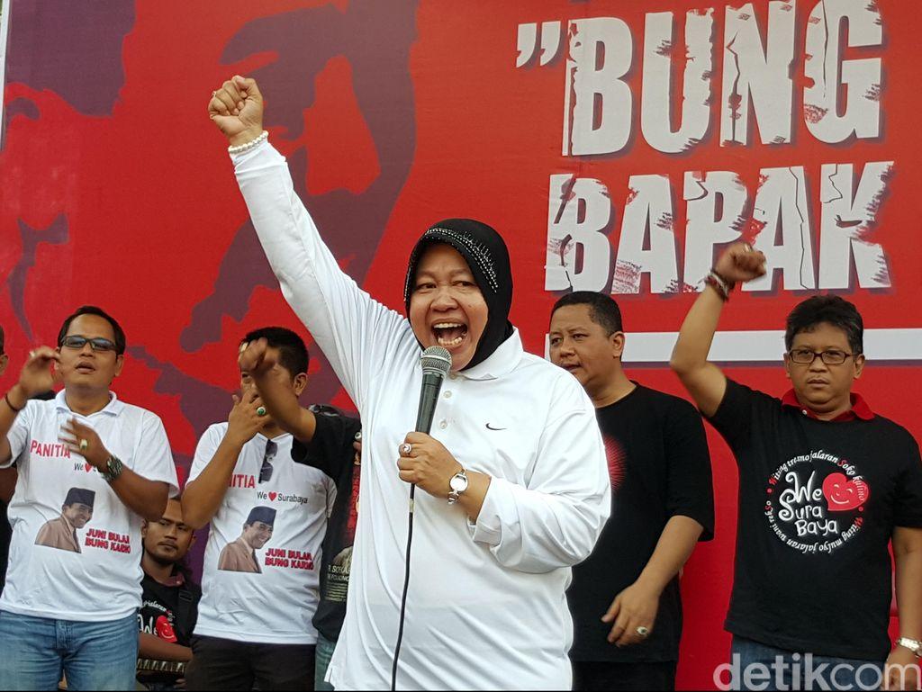 NasDem Dukung PDIP Usung Risma di Pilkada Surabaya?