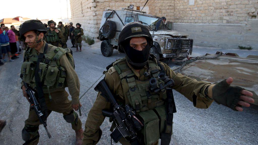 Israel Bantah Klaim Suriah yang Tembak Jatuh Pesawat Tempurnya