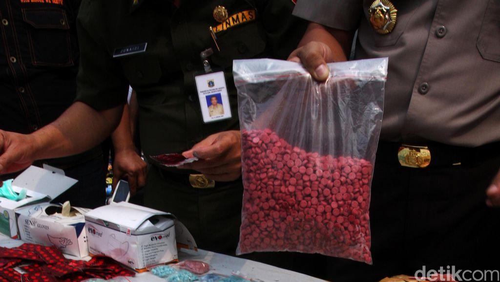 Polisi Gagalkan Peredaran Ekstasi yang Disusupi ke Mesin Cuci