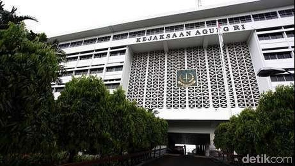 Kejagung Tahan 3 dari 11 Tersangka Baru Korupsi Sudin Tata Air Jakbar