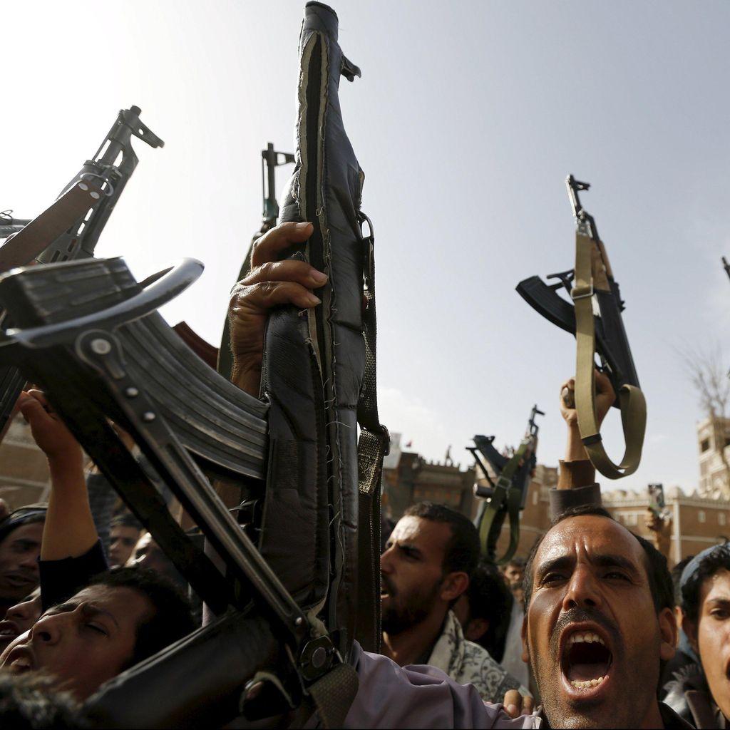 Dilanda Konflik, Lebih dari 114 Ribu Orang Telah Tinggalkan Yaman