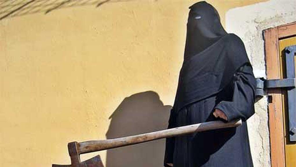 Pancung 2 Napi, Arab Saudi Sudah Penggal 100 Orang Tahun Ini