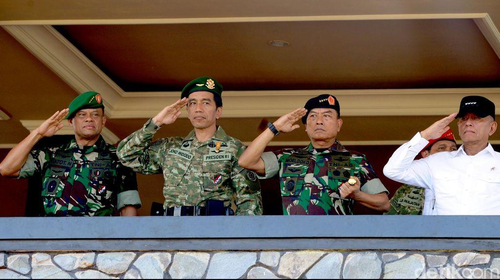 Jokowi Tegaskan Ambalat Tidak Bisa Dikompromikan!
