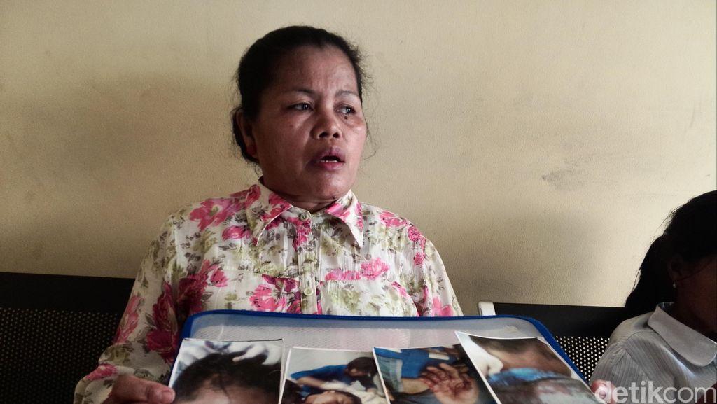 Ibu Tukang Urut Ini Cari Keadilan di Mabes Polri