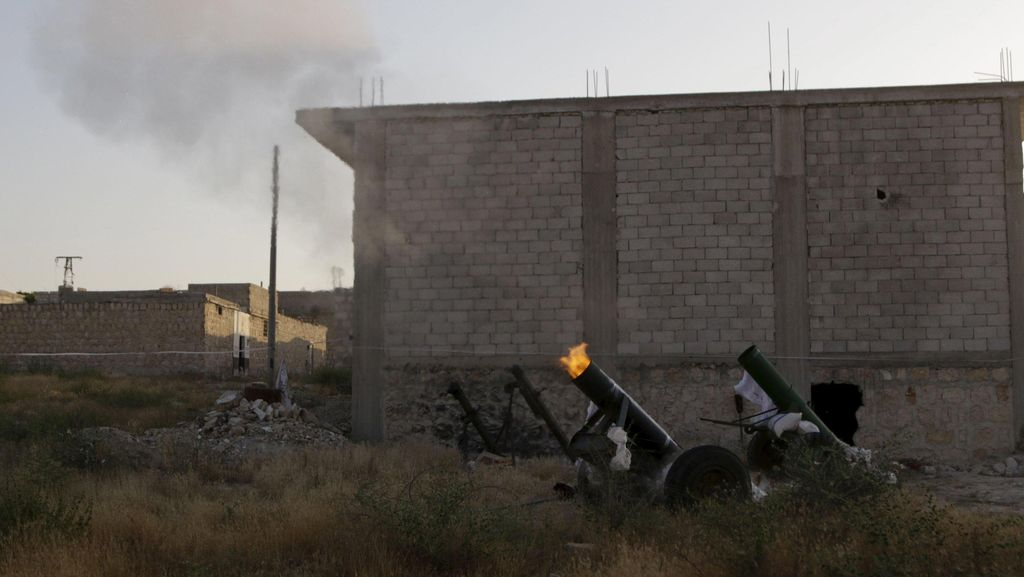 60 Orang Tewas Akibat Pertempuran di Suriah 3 Hari Terakhir