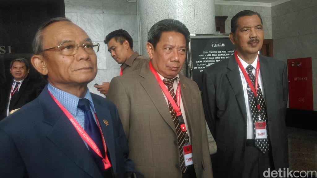 Tok! MK Putuskan Seleksi Hakim Otoritas Kewenangan MA