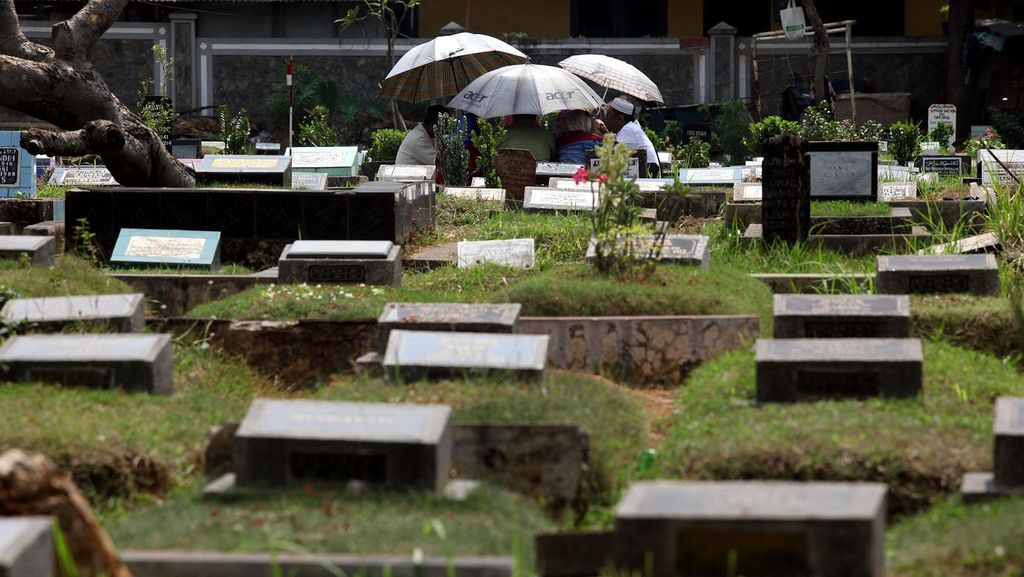 Kepala Dinas: Pungutan Liar di Pemakaman DKI Bisa Sampai Jutaan Rupiah