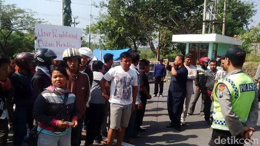 1.187 Karyawan di Jateng Di-PHK Jelang Lebaran