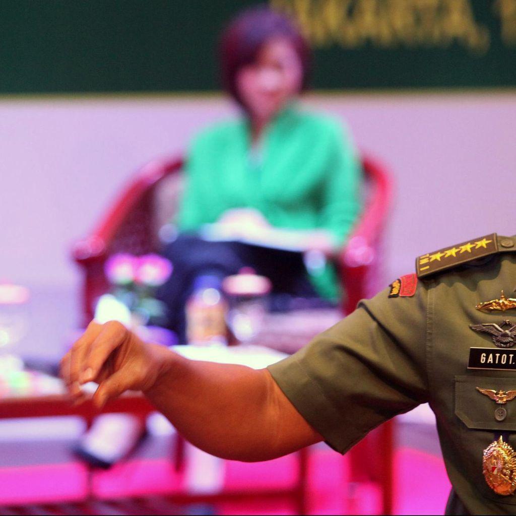 Hercules Jatuh Jadi Materi Ujian Calon Panglima TNI di DPR Hari ini