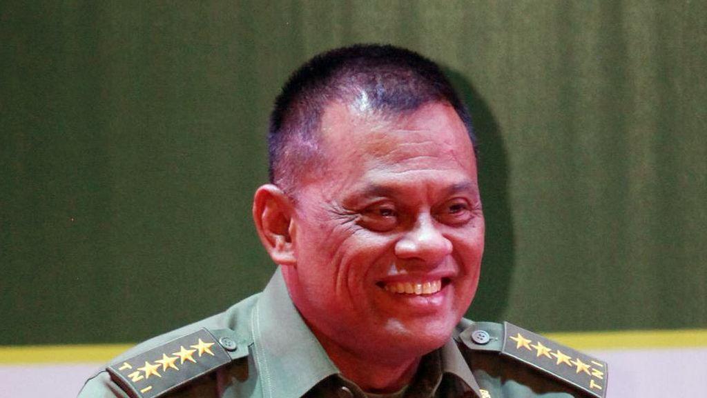 Di Komisi I, Jenderal Gatot Paparkan Visi Perkuat TNI AL dan AU