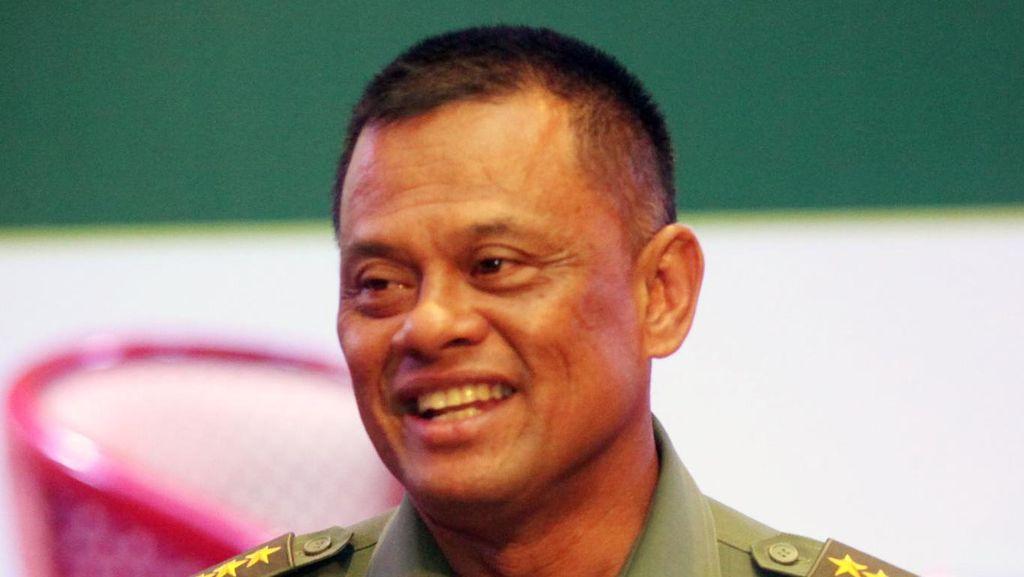 Jenderal Gatot Nurmantyo: TNI Ingin Alutsista yang Baru
